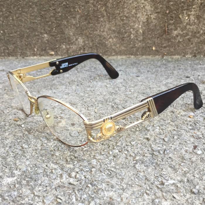 1dd85ce864a Versace Vintage Gianni Versace Sunglasses Size one size - Sunglasses ...