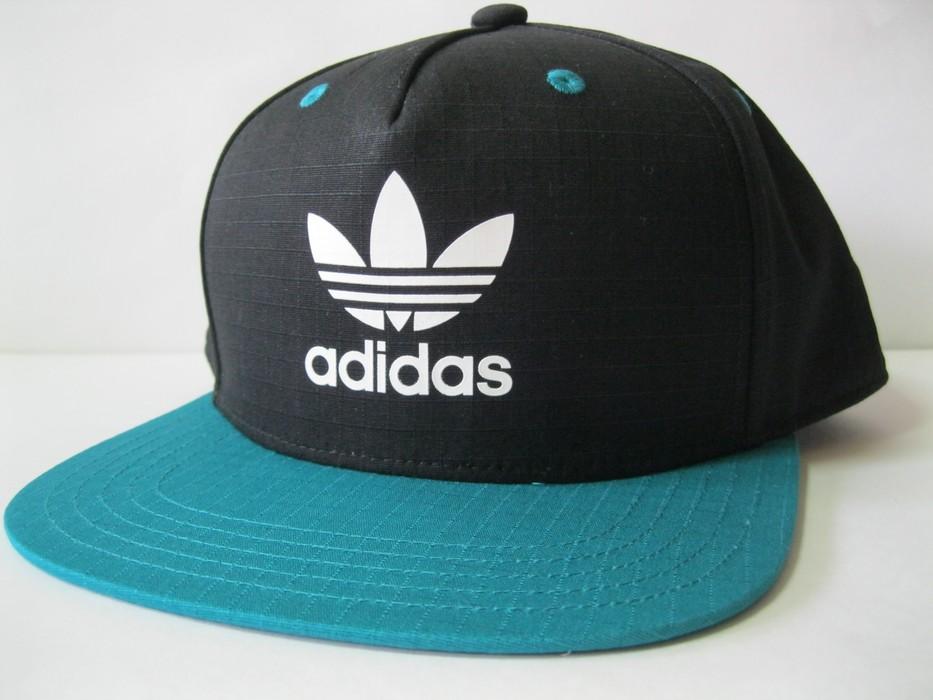 d0dce14d4a0 Adidas Originals Flat Brim Snapback Womens Size Size one size - Hats ...