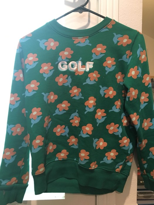 20ee10456bbd Golf Wang Find Some Time Crew neck Size xs - Sweaters   Knitwear for ...