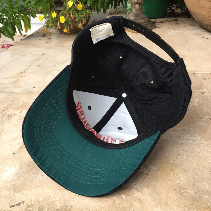 2211dc349c2 Vintage 90s Thrasher Snapback Size one size - Hats for Sale - Grailed