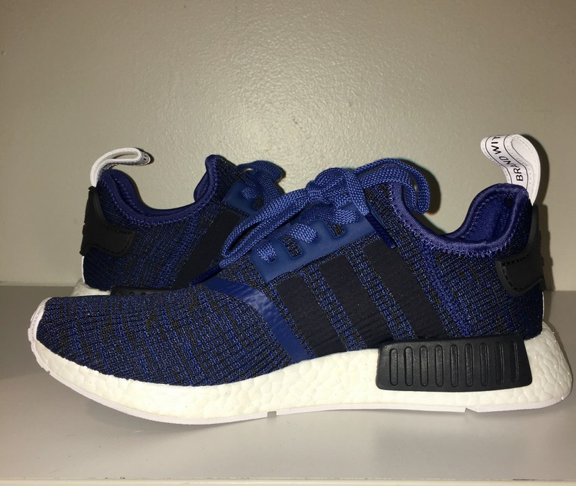73144486f552c Adidas Nmd R1 Mystery Blue Size 9.5 - Low-Top Sneakers for Sale ...