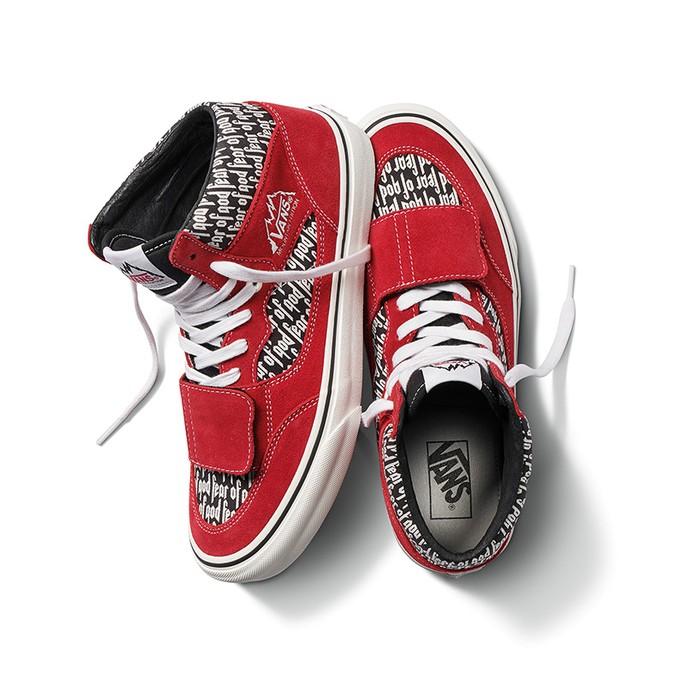 cdaf3de1540504 Vans Vans Vault Mountain Edition 35 DX x Fear of God Size 12 - Hi ...