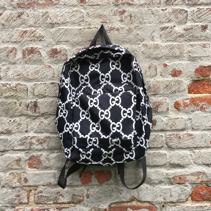 074f59c0f76 Imran Potato Imran Potato Gucci Print Backpack  1 1 ERROR  in