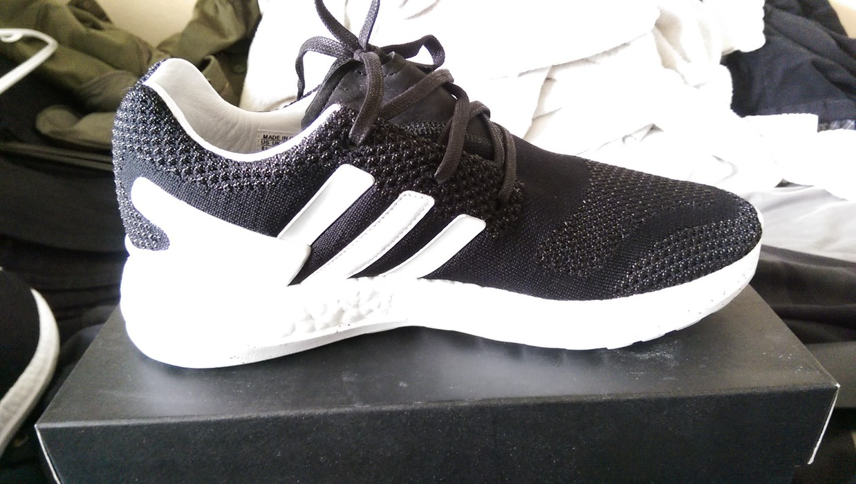 8c7af60560712 Y-3 Y-3 Pure Boost ZG Knit (Fit 9.5) Size 8.5 - for Sale - Grailed