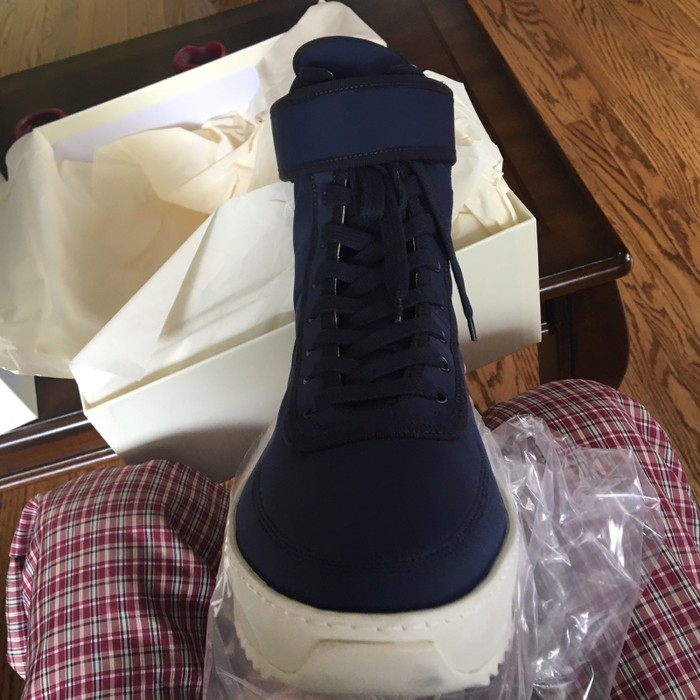 54d4c87a3bf6 Kith Nyc Kith X Fear Of God Military Sneaker Size 14 - Hi-Top ...