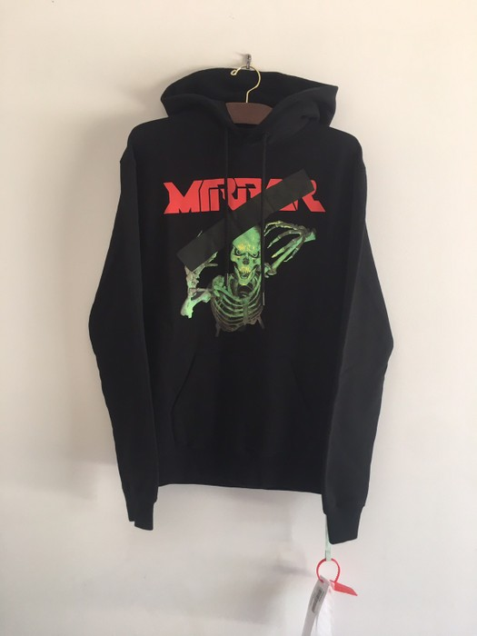 bc9b698d2478 Off-White Mirror Skeleton Hoodie Size m - Sweatshirts   Hoodies for ...