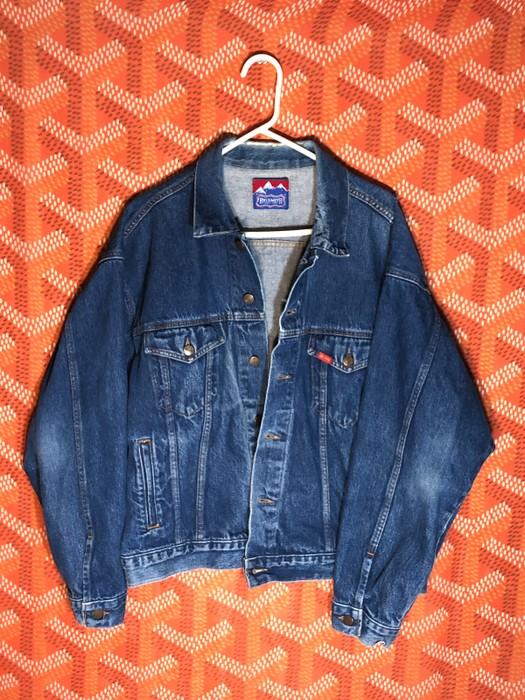 49b04a027a0ac Bullhead Denim Co. Big Smith Denim Jacket Size xl - Heavy Coats for ...