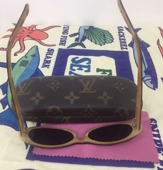 31f35fb195e4 Louis Vuitton FINAL DROP BEFORE DELETE Vintage Louis vuitton Sunglasses  Size ONE SIZE - 6