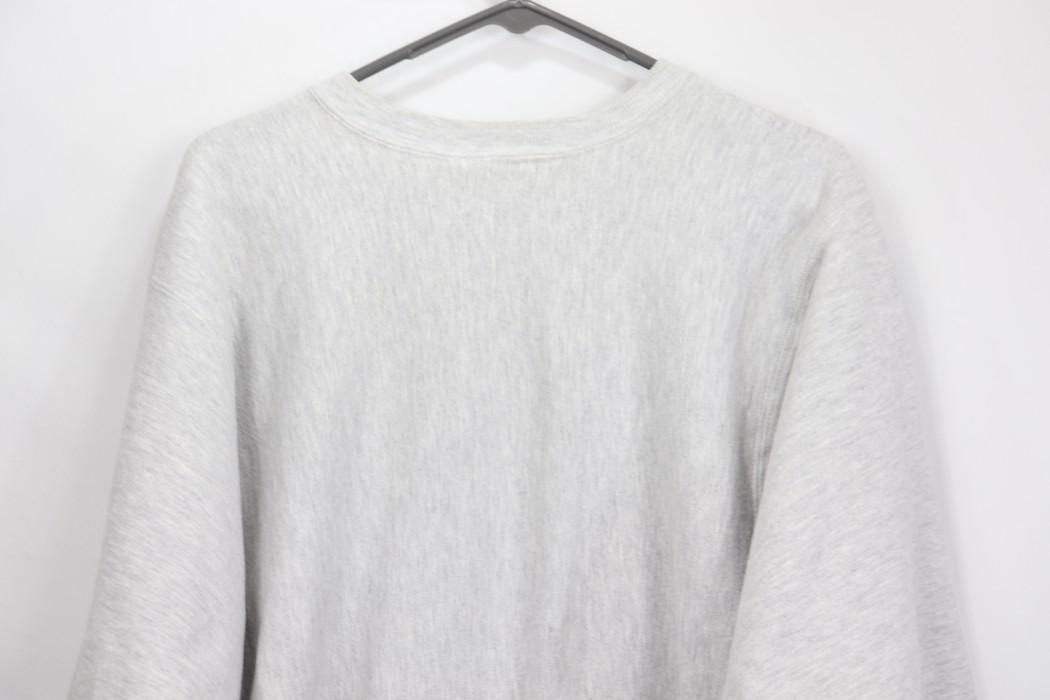 0f500a0efb155 Champion Reverse Weave Mens Size XL Gray Sweatshirt Vtg