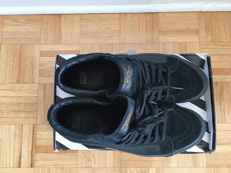 c9291833db68 Vans VNDS Vans X Wraps Sk8-Hi  Black Snakeskin  Size 13 - Boots for ...