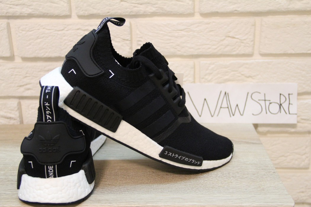 a5770a7e58751 Adidas Adidas NMD R1 Primeknit Core Black Japan Size 10 - Low-Top ...