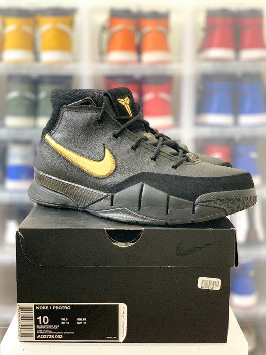 d07a653e1ba3 Nike 2018 Nike Zoom Kobe 1 Protro Mamba Day Size 10 - Hi-Top ...