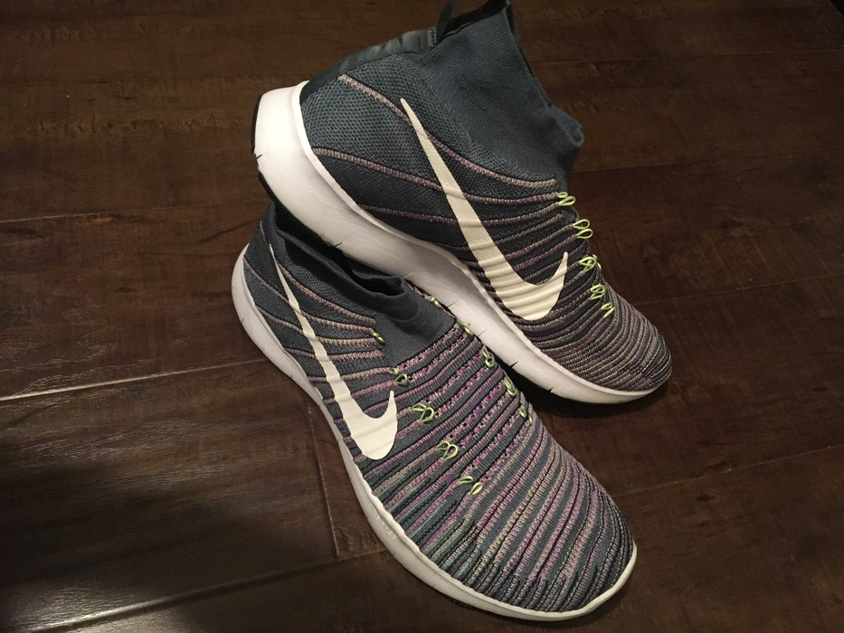 5bf188632459 Nike Nike Free Train Force Flyknit Size 14 - Hi-Top Sneakers for ...