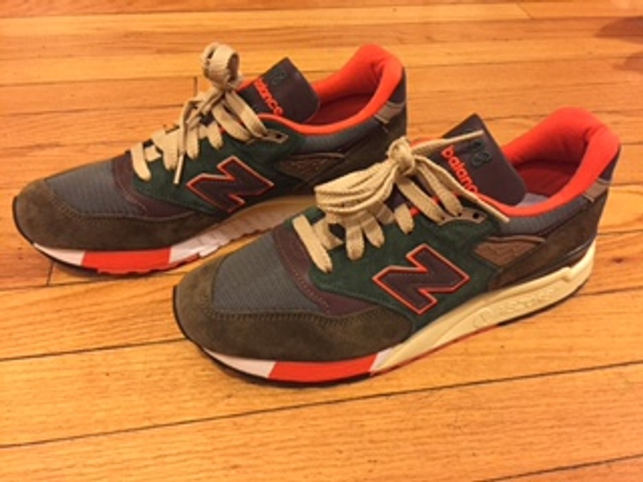 new styles ca840 a0d42 New Balance 998 Concrete Jungle Size 8.5 - for Sale - Grailed