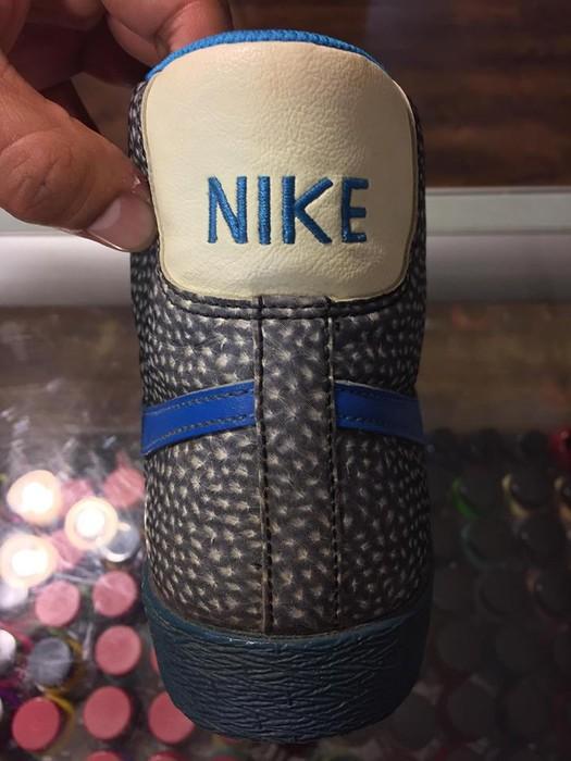 on sale ebb39 ad744 Nike 2006 Nike Blazer HI Premium Glow In The Dark Size US 10   EU 43