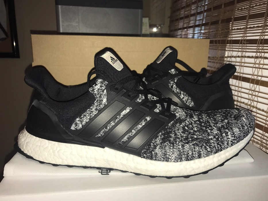 a1a1ff3afff6e Adidas Adidas Reigning Champ 1.0 Ultra Boost Black - Size 11 DS Size US 11