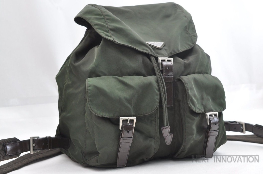 c9b242c8e300 Prada Nylon Backpack Size one size - Bags   Luggage for Sale - Grailed