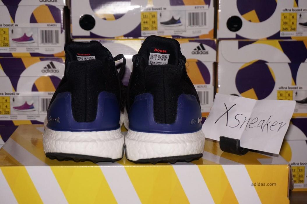9dcf4a2346ead Adidas Adidas ultra boost 1.0 og ub black purple men and women b27171 b27172  Size US