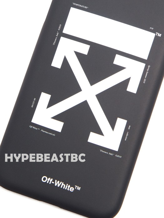 1fbd80b18373 Off-White OFF-WHITE c o VIRGIL ABLOH Arrows iPhone X Case Cover ...