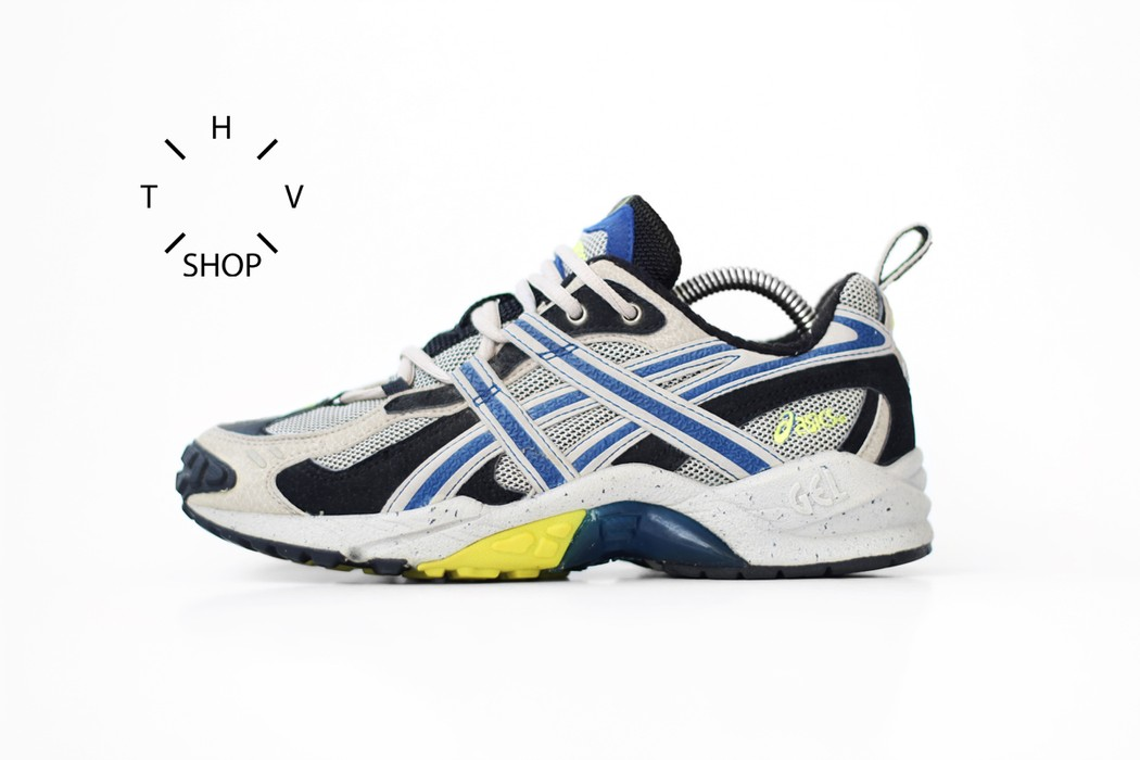 eb52c0c7109e Asics. Gel Trabuco vintage sneakers kicks trainers 90s DS deadstock trail  running