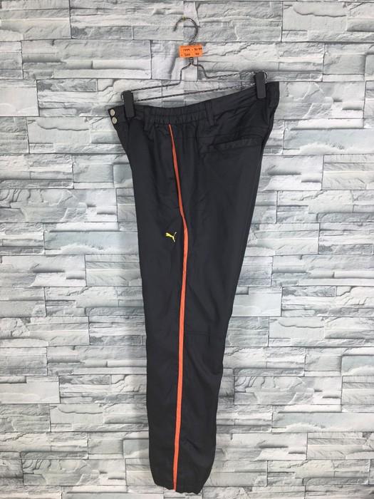 bf0911d5b5b6 Vintage Vintage PUMA Tracksuit Pants Black 90 s Women Puma Track Pants  Sportswear Puma Running Tracksuit Waist