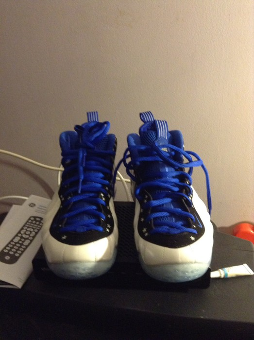 aac7ad5653a Nike Nike Air Foamposite One (Penny) Shooting Star Pack Size 10 - Hi ...