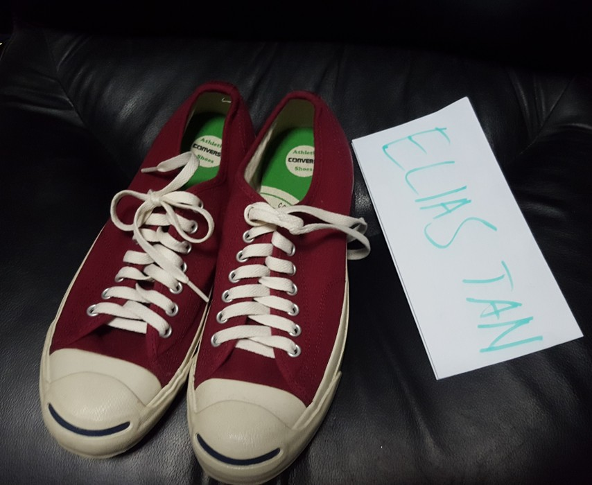 a710a5f7f89a Converse US Originator Jack Purcell Size 9.5 - Low-Top Sneakers for ...