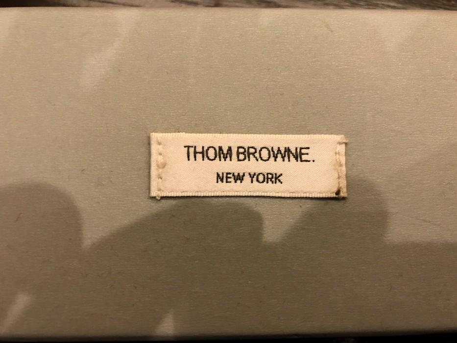3d5916300a8 Thom Browne Thom Browne Glasses TB-701 Black frame 12K Gold Size ONE SIZE -