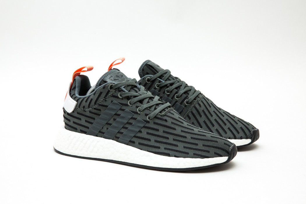 006722ce49618 Adidas Adidas NMD R2 Nomad Womens 10 Mens 9  ba7259 boost Ivy olive ...