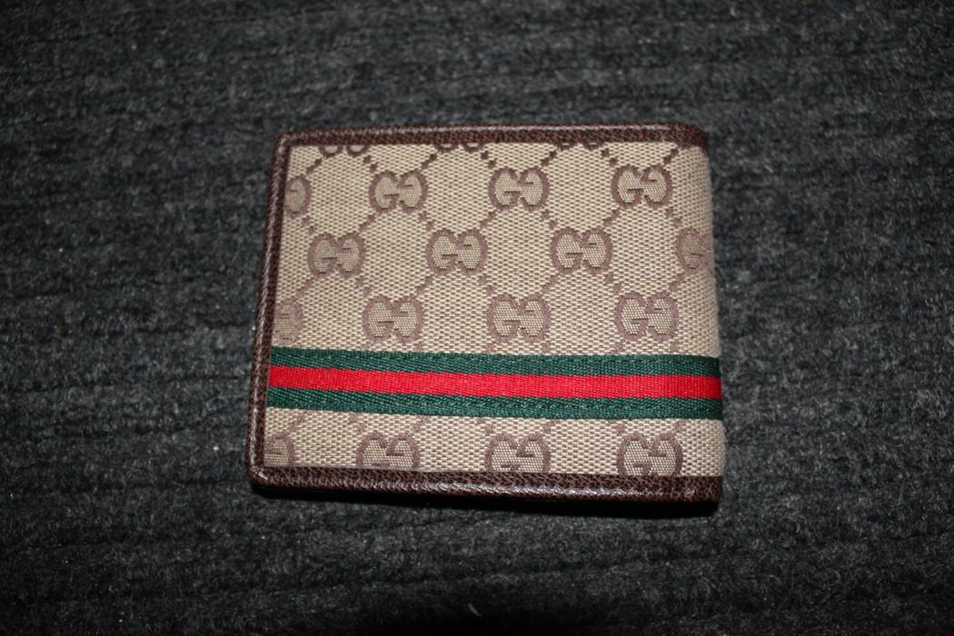 0493fb523ac Gucci Gucci Monogram Wallet Men Size one size - Wallets for Sale ...