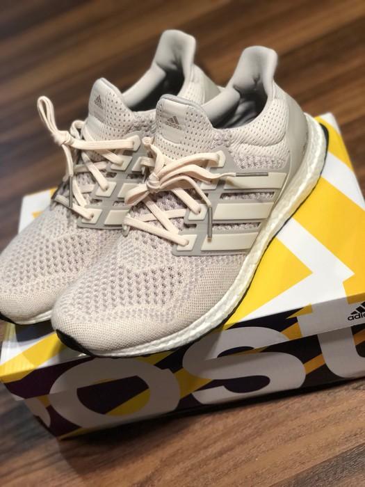 4eed575307d Adidas Ultra Boost LTD 1.0 Cream   Chalk   Light Tan Size 11 - Low ...