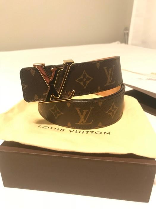 7a647e4eb69f Louis Vuitton Belt Size 32 - Belts for Sale - Grailed