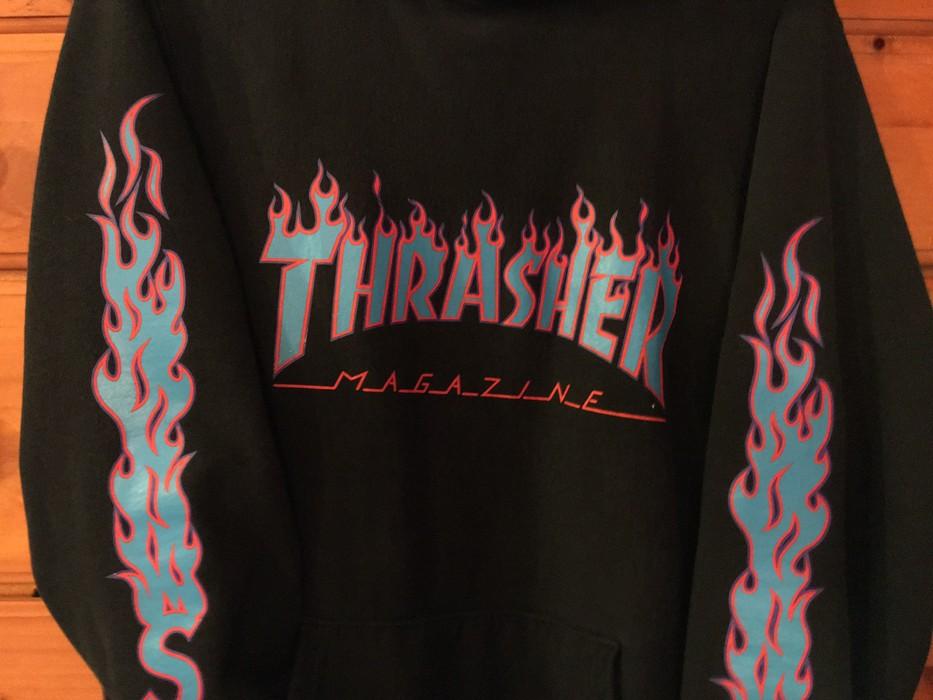 8a58568e694d Supreme supreme thrasher collaboration hoodie black Size US M   EU 48-50   2