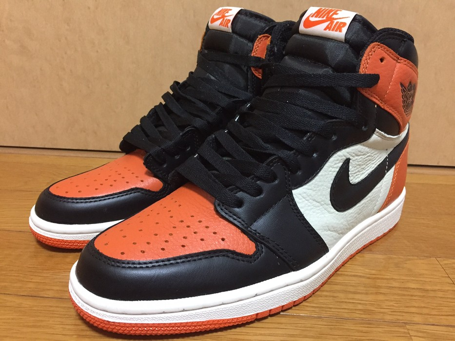 sports shoes c6a17 393d7 Nike. NIKE AIR JORDAN 1 RETRO HIGH OG SHATTERED BACKBOARD 555088 005 ...