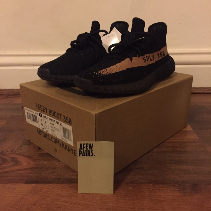 6716a296bec9 Adidas Adidas Yeezy Boost 350 V2  Copper  - UK5.5 Size 6 - Low-Top ...