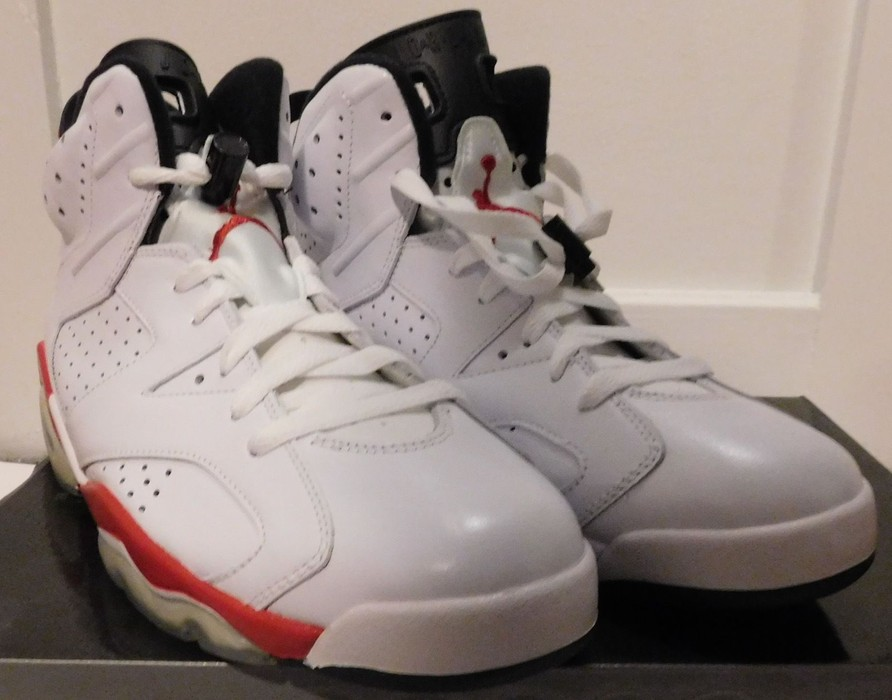 af2c42aa5d1df1 Jordan Brand. Nike Air Jordan 6 VI Retro 10.5. Size  US 10.5   EU 43-44