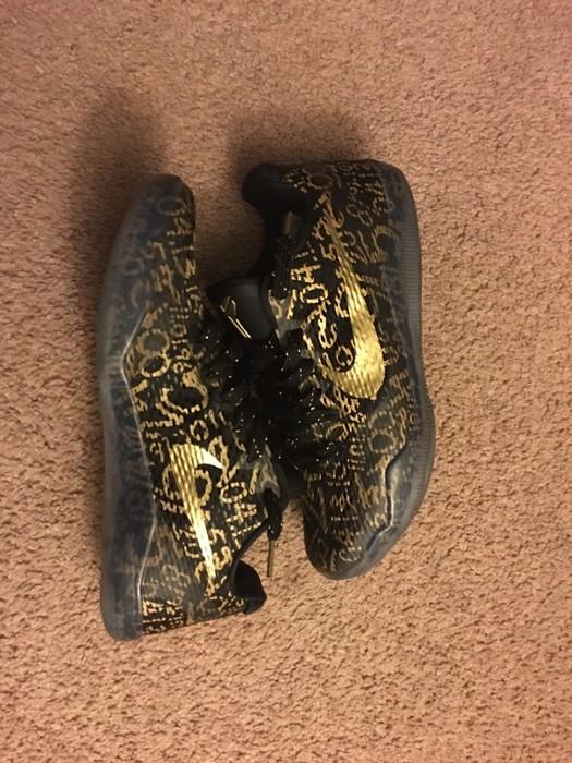 detailed look ecce6 1134c Nike Kobe 11 Mamba Day ID Size US 9.5   EU 42-43 - 4