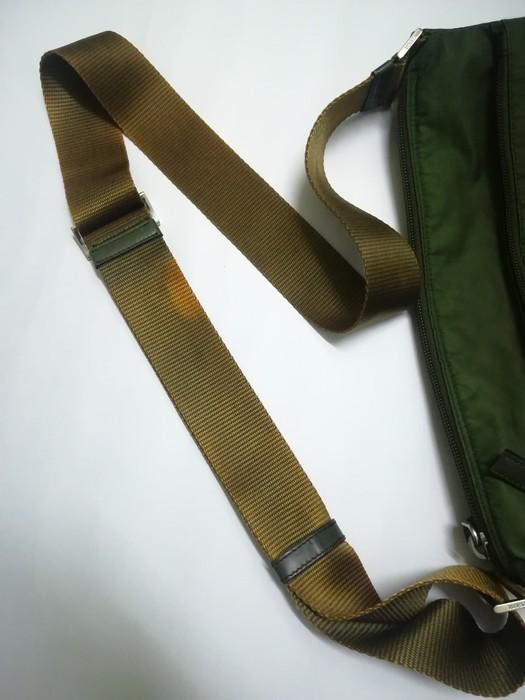74b69465d0 Prada   Need Gone Today   Authentic Prada Shoulder Bag Nylon Green Size ONE  SIZE -