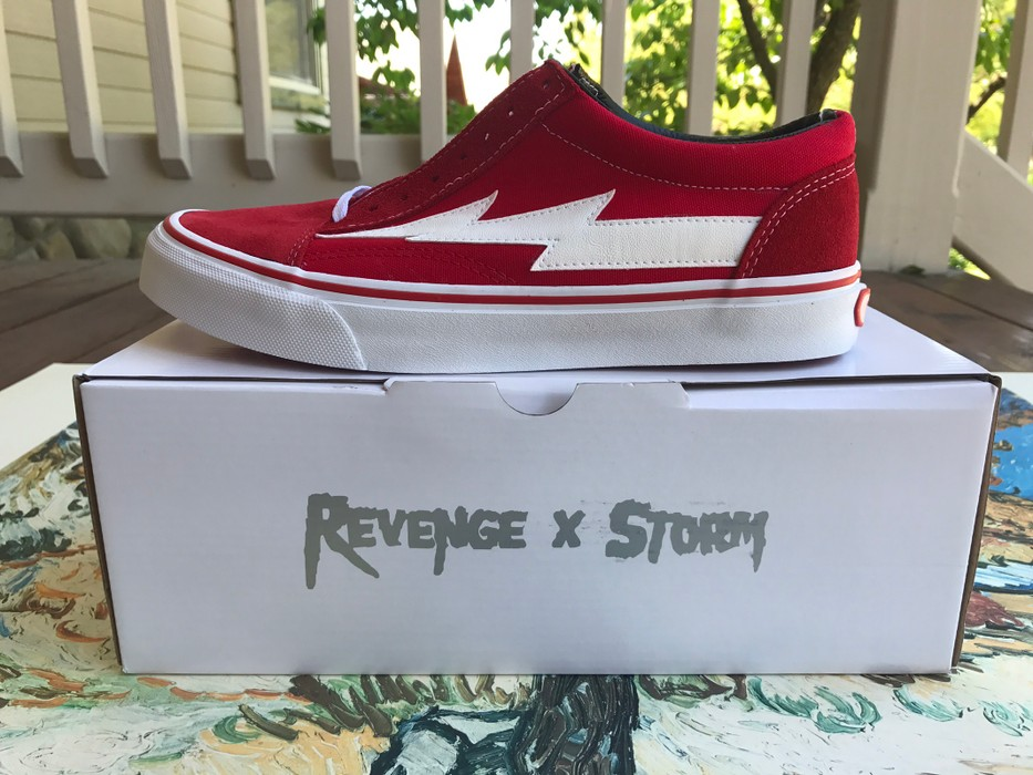bc98fca50f2a Ian Connor Revenge x Storm Reds Size 10 - Low-Top Sneakers for Sale ...