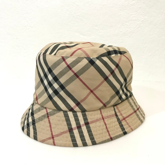 c95fd017271 Burberry. 🔥LAST DROP BEFORE DELETE🔥RARE!! Burberry Reversible Bucket Hat  Nova Check (Please Refer Photos Carefully). Size  ONE SIZE