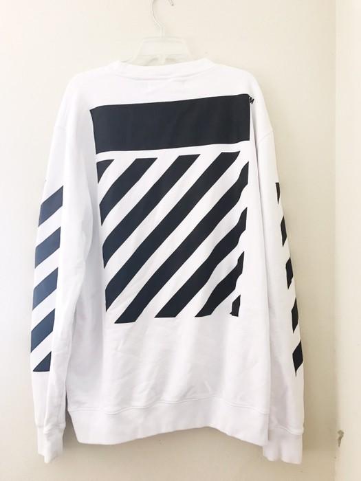 55bec06b0 Off-White Fallen Angel Off-White Size xl - Sweatshirts & Hoodies for ...