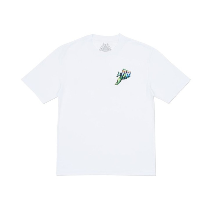46185706e660 Palace Palace Tropical Pish Tee White Size m - Short Sleeve T-Shirts ...