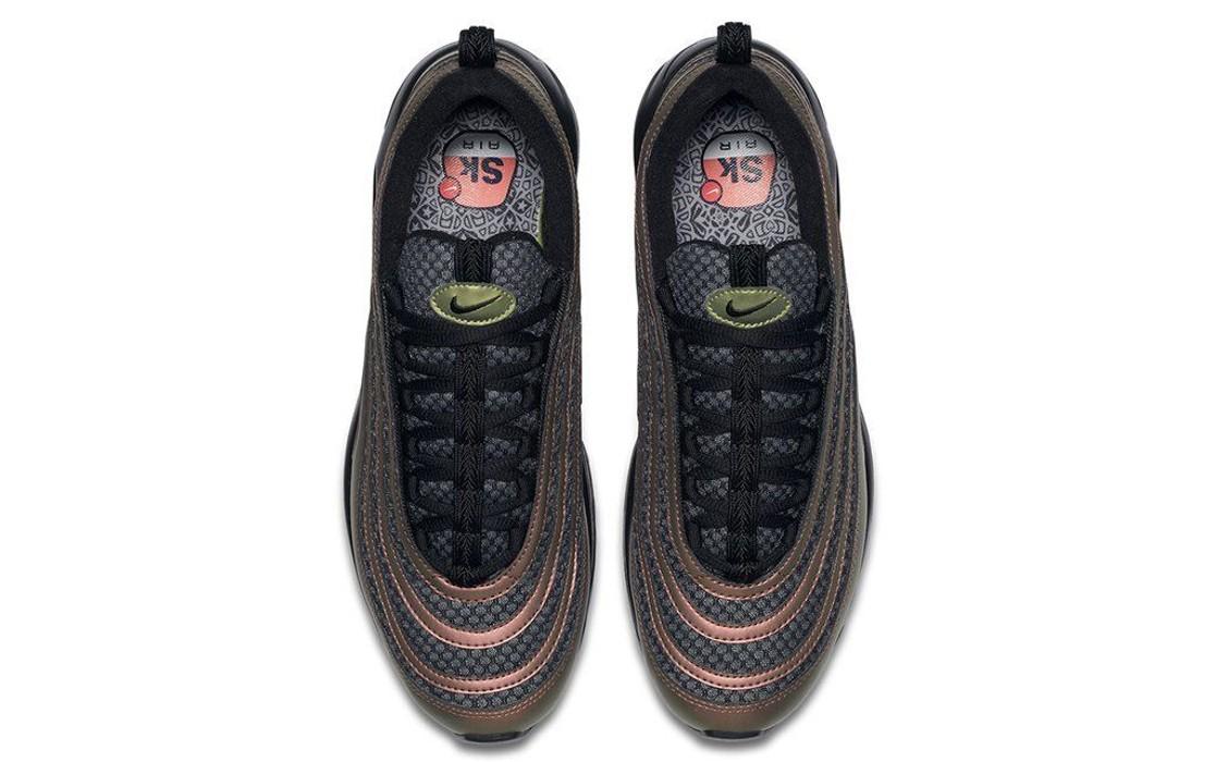 hot sale online 7f6f9 204ae Nike NIKE SKEPTA AIR MAX 97 ULTRA 2017 London x Marrakesh AJ1988-900 Size  11.5