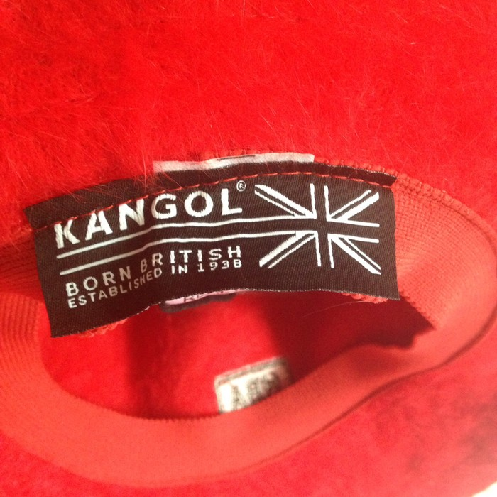 b4695aa81df40 Hood By Air HBA X Kangol Furgora Casual Hat Red Size one size - Hats ...