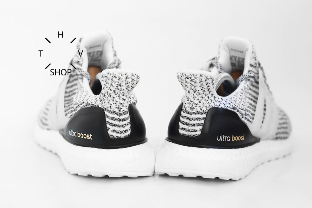 f877aabfc4273 Adidas ultraboost ultra boost 3.0 oreo zebra black white S80636 bnwb  deadstock Size US 10.5
