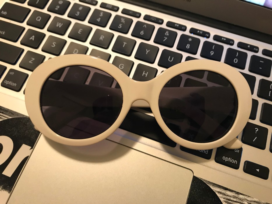 279c42e318 Urban Outfitters White Clout Goggles Size one size - Glasses for ...
