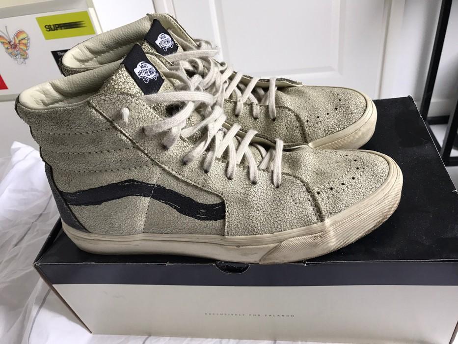 fbed416f6d Marni Vans x Marni Zalando Exclusive Size 10 - Hi-Top Sneakers for ...