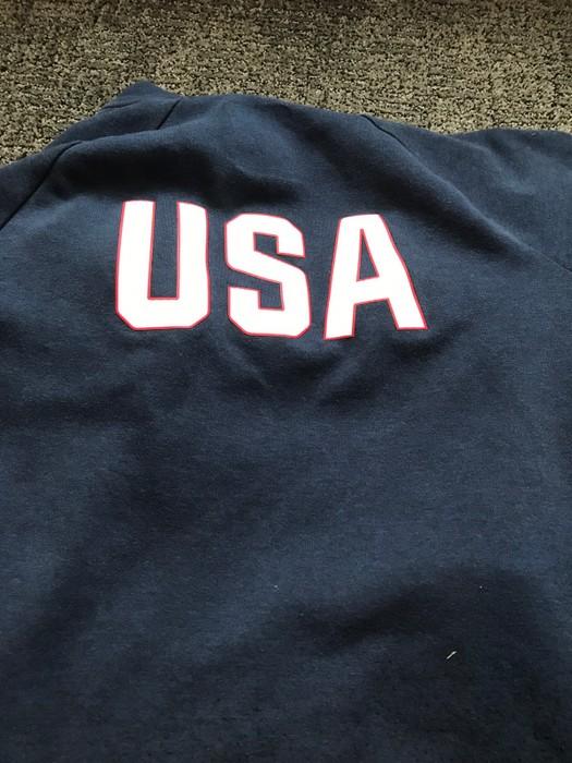 6242af4b8fa6 Nike USA Olympic Nike Jacket Supreme Bape Champion Adidas Reebok Puma Under  Armor Size US XS