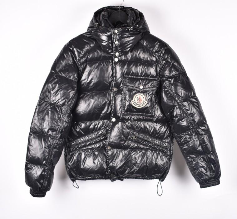 297056426 Moncler K2 Down Hodded Men Puffer Jacket Coat Size m - Light Jackets ...