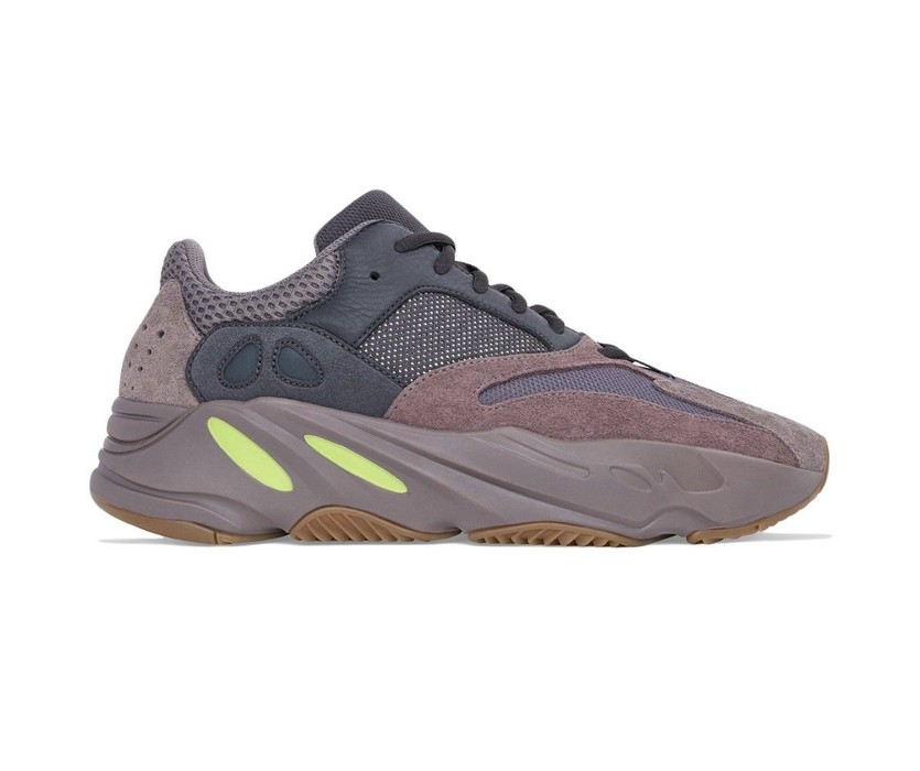 5cb1467dee0 Adidas Kanye West Adidas Yeezy Boost 700 Mauve Wave Runner Size 7 order  confirmed Size US